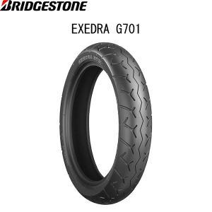 ブリヂストン BRIDGESTONE MCS08247 EXEDRA G701(エクセドラ G701) フロント 130/70-18 M/C 63H TL B4961914854591 partsboxsj