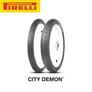 ピレリ PIRELLI  CITY DEMON(シティ デーモン) フロント 2.25-17 M/C 38P REINF PL4523995204070 partsboxsj