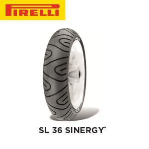 ピレリ PIRELLI  SL 36 SINERGY(SL 36 シナジー) フロント/リア共用 140/60-12 62L TL REINFTL PL8019227214994 partsboxsj