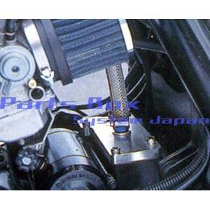 【○在庫あり→8月3日出荷】POSH ZRX1100/1200用 ブリーザープレート P033019|partsboxsj