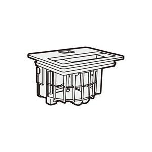 シャープ SHARP 洗濯機用乾燥フィルター(メイン) 2103370512