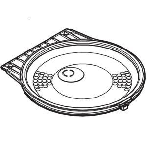 パナソニック Panasonic 炊飯器用ふた加熱板 ARB96-F83W9U