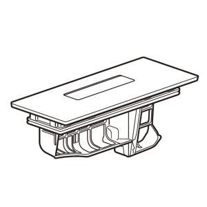 パナソニック Panasonic 洗濯機 乾燥フィルター AXW003WA0EW0