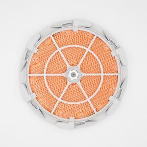 【在庫あり】ダイキン DAIKIN KNME017C4用加湿フィルター枠セット(フィルター+枠前後+軸) partscom