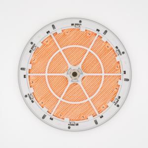 ダイキン DAIKIN KNME043B4用加湿フィルター枠セット(フィルター+枠前後+軸+加湿器給水板) partscom