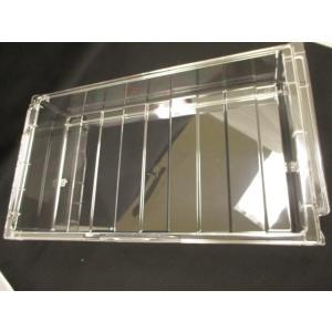 日立 HITACHI 冷蔵庫用ケース(ヤサイコモノ)スライド R-S4200D-010(返品不可)