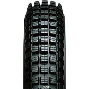 取寄 チューブレスタイプ 102382 TR-011 TOURIST 4.00-18 R 64P TL iRC(アイアールシー) チューブレ...|partsdirect