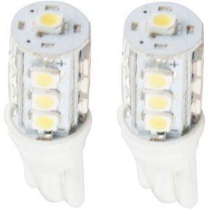 LEDバルブ13連高輝度 SMD T1 ホワイト 2個セット EnergyPrice(エナジープライ...