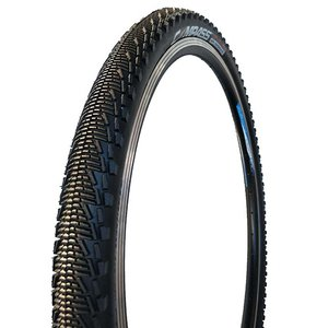 自転車タイヤ26インチ MTB セミブロックタイヤ W2014 26×1.95 HE COMPASS(コンパス) ブラック 1本|パーツダイレクトPayPayモール店