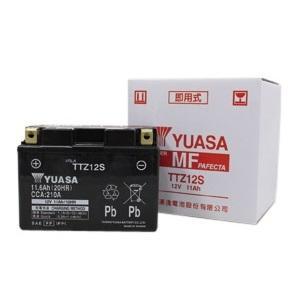 バイクバッテリー ユアサ YUASA TTZ12S (YTZ12S 互換)液入充電済み partsdirect