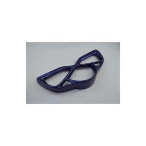 KN企画 メーターカバー S-MAX/マジェスティS ブルー メーカー品番:1DK-0027-B 1個|partsdirect