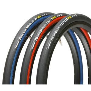 Panaracer(パナレーサー) 自転車タイヤ F2081xAX-MNL4 ミニッツライト 20×1 1/8 レッド メーカー品番:F2081RAX-MNL4 1本 partsdirect