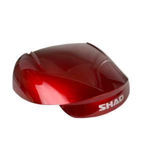 SHAD(シャッド) SH33 2017新モデル(D0B33200)専用カラーパネル レッド メーカー品番:D1B33E209 1枚|partsdirect