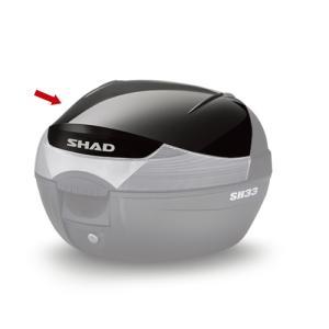 SH33(10652824)専用カラーパネル ブラックメタル SHAD(シャッド)
