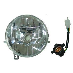 スーパーバリュー ヘッドライトアッセンブリー ビーノ SA26J/SA37J 1個