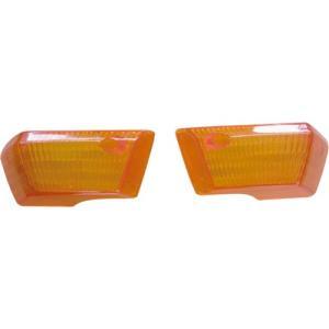 MADMAX(マッドマックス) ウインカーレンズ バーディーFB50 オレンジ 左リア メーカー品番:20-3520LL 1個|partsdirect