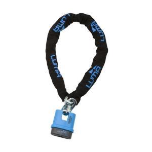 チェーンロック KDM4815B エンデューロ48 チェーンロック 140cm ブルー LUMA(ル...