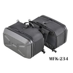 MFK-234 ミニシェルケース カーボン柄 TANAX