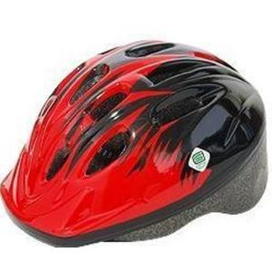 PALMY P-MV12 パルミーキッズヘルメット レッド/ブラック(M25) P-MV12
