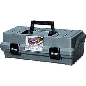 取寄 42L-G 工具ケース ハードケース 420×200×140 グレー アイリスオーヤマ グレー...