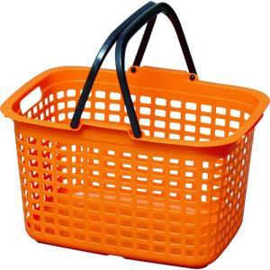 取寄 CBT-M キャリーバスケット アイリスオーヤマ オレンジ 1個