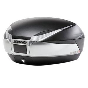 SH48 リアボックス チタニウム SHAD(シャッド)
