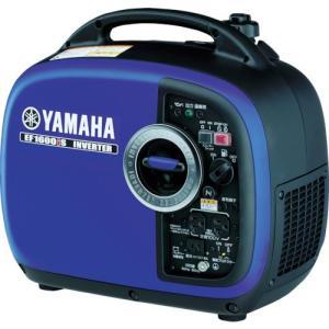 取寄 EF1600IS インバータ式発電機 YAMAHA(ヤマハ) タンク容量:4.2L 1台