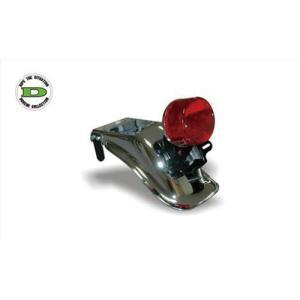 DOREMI COLLECTION(ドレミコレクション) Z2タイプ リアフェンダー テールレンズ付き 1セット ゼファー750/1100 20073|partsdirect