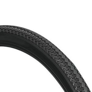 Runfort Tire(ランフォートタイヤ) 自転車タイヤ 26インチ 26×1 3/8 WO ブラック メーカー品番:ct702 1ペア|partsdirect