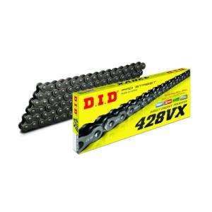 DID(大同工業) バイク チェーン 428VX-130L DID428VX-130 【HONDA】XLR250(BAJA)(87-)¥n【YAMAHA】TDR125RBelgarda(91-92)|TZR125(87-90)|FZX250|パーツダイレクトPayPayモール店