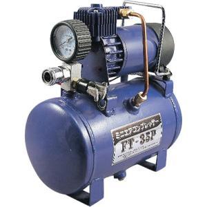 大自工業/メルテック(Meltec) 高圧タンク付き ミニエアコンプレッサー|partsdirect