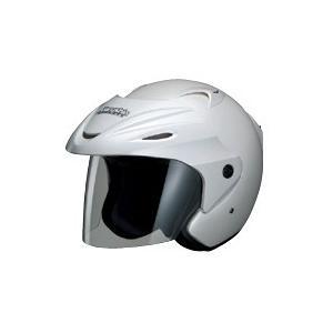 マルシン バイク用ヘルメット M-380 パールホワイト メーカー品番:M-380 partsdirect