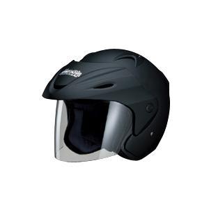 ジェットタイプ 00003803 ジェットヘルメット M-380 フリー マットブラック マルシン工...
