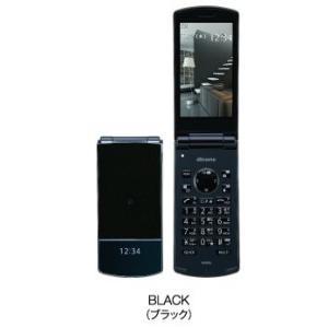 送料込 新品 利用制限〇 ドコモ docomo N-01G Black ブラック 白ロムガラゲー携帯電話|partshouse04