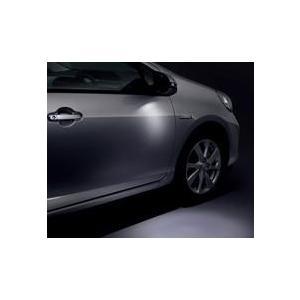 トヨタ純正ウェルカムライト(運転席側用) アクア NHP10|partsking