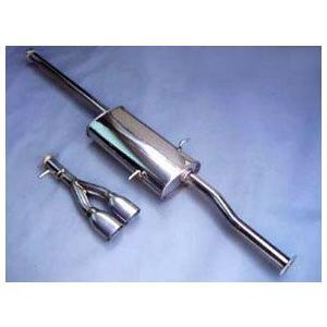 マフラー アーキュレー ベンツA160 W168(GF168033)ショート 取寄せ商品 返品不可|partsking