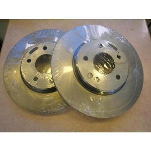 Rブレーキローター左右セット ベンツ 210 Eクラス 210061 送料込|partsking