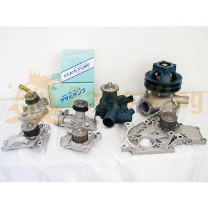 コマツ建機 フォークリフト PC75UU-1.PC50UU-1.PC80-3.PC60-3,4,5.PC40-6  ウォーターポンプ 送料無料|partsking
