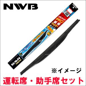 NWB 雪用ワイパー スノーブレード 品番:D43W-D40W ビート 左右セット 送料別途要|partsking