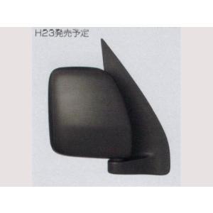 ダイハツ ハイゼットカーゴ S系 サイドミラー右 大東プレス製 純正同等 品番:DI648 送料無料|partsking