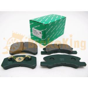 送料別途要 フロント用 ブレーキパッド ミニカ H42V H42A H47A 品番:DP-340|partsking