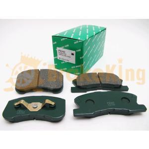 送料別途要 フロント用 ブレーキパッド ミラ ジーノ L700S L710S 品番:DP-343|partsking