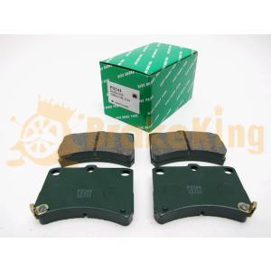 送料別途要 フロント用 ブレーキパッド ミラ バン L700V L710V 品番:DP-344|partsking