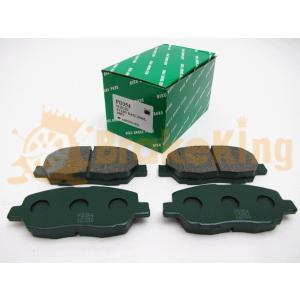 送料別途要 フロント用 ブレーキパッド キャリー エブリー DA62T DA62V 品番:DP-354|partsking
