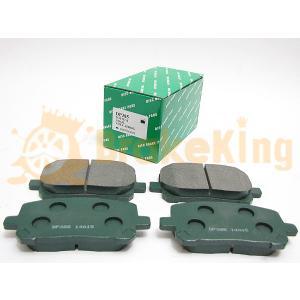 送料別途要 フロント用 ブレーキパッド ノアヴォクシー AZR60G AZR65G 品番:DP-385|partsking