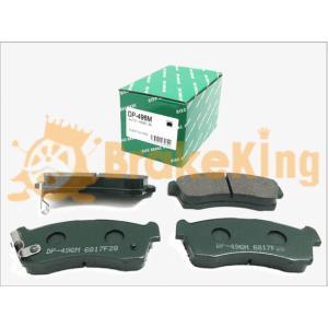 フロントブレーキパッド DP-496M エブリイ DA17V,DA17W 送料別途要|partsking
