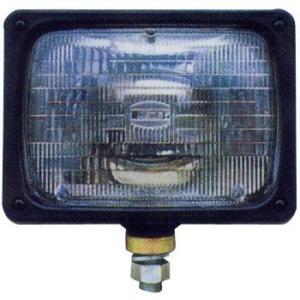 ワーキングランプ,作業灯 品番:ds-0005 24V85/65W 黒樹脂製 送料無料|partsking