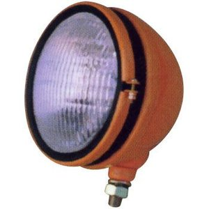ワーキングランプ,作業灯 品番:ds-0010 24V40/60W 黄塗装 送料無料|partsking