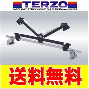 TERZO ベーシックシリーズ スキー&スノーボード専用キャリア ガルウィング ES152 送料無料|partsking