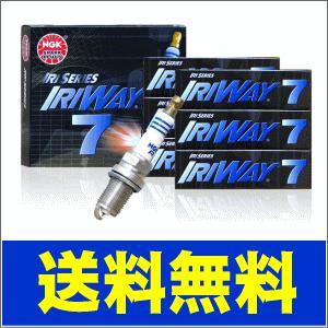 トヨタ チェイサー  JZX90 JZX100  NGKイリシリーズプラグ 6本セット IRIWAY7,イリウェイ7 partsking